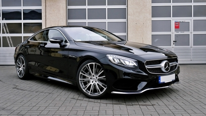 Brabus Mercedes-Benz S 500 Coupe